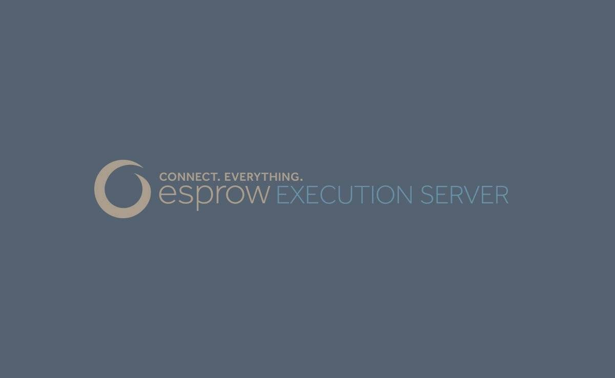 Esprow Logo Designed by The Logo Smith