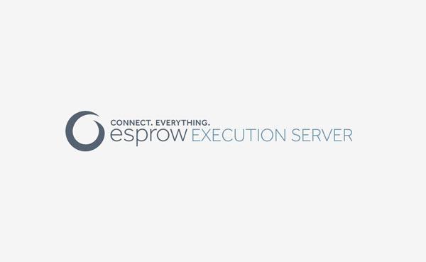 Esprow Logo Designed by The Logo Smith