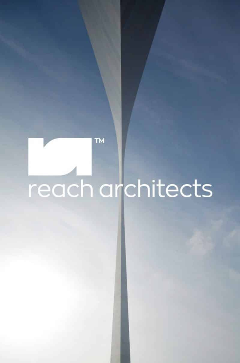 Reach Architects Logo Design Designed by The Logo Smith