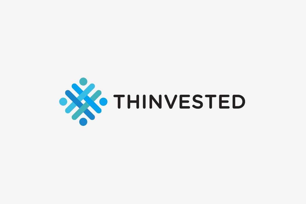 Thinvested Logo Design Designed by The Logo Smith