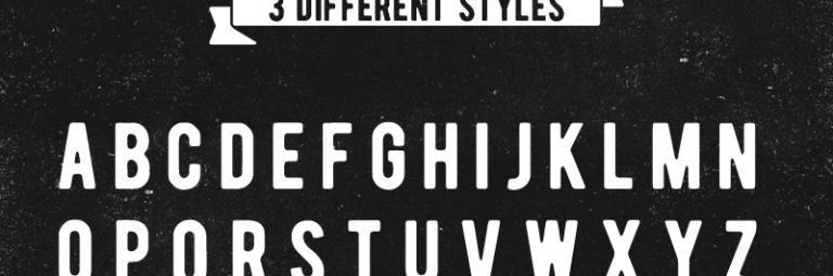Bernier Free font download by Ryan Pyae