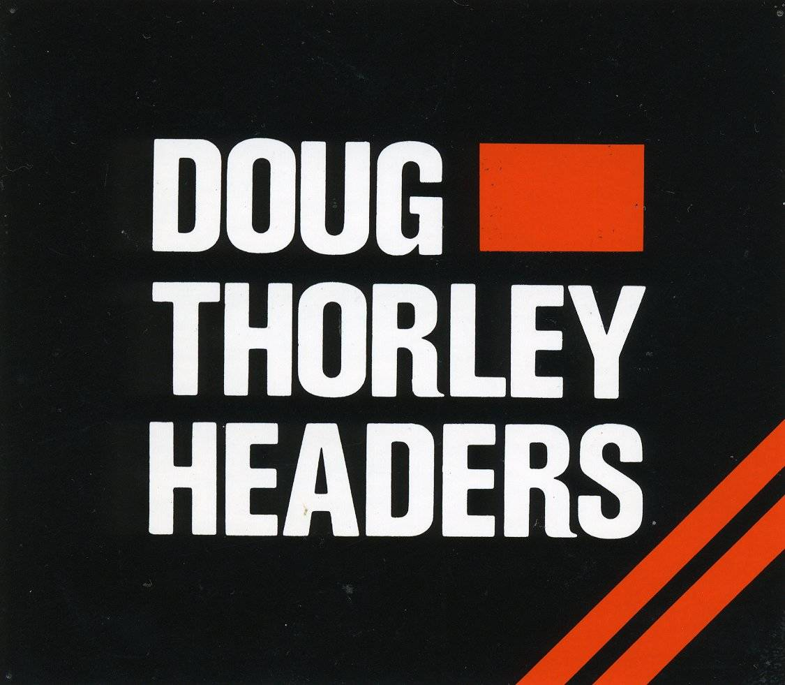 Doug Thorley Headers Vintage Racing Decal