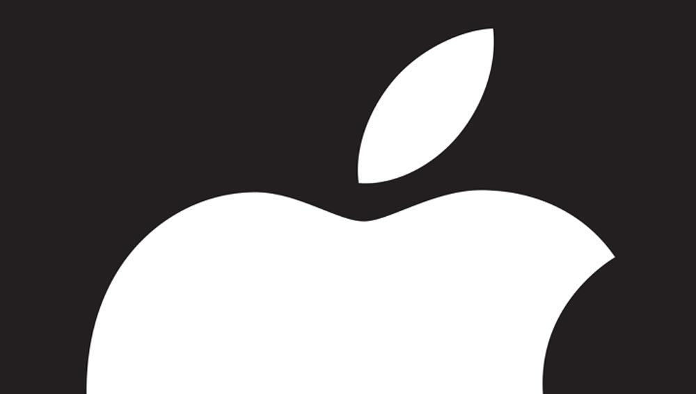Apple Simple Logo Design