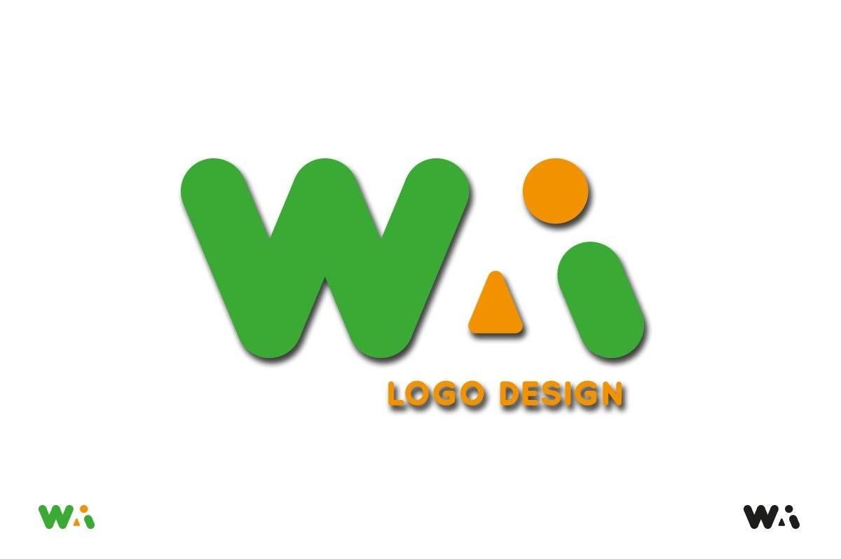 Gary Wai-man Kwok Logo Graphic Design