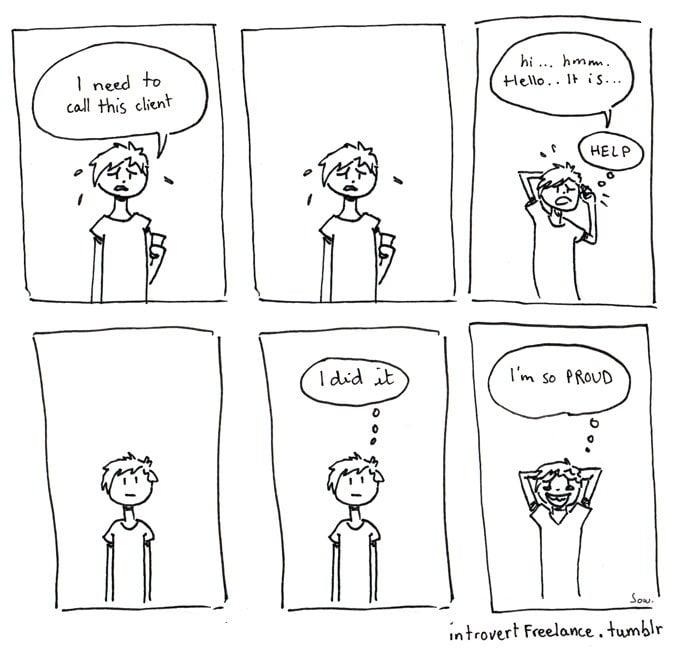 Introverted Freelancer