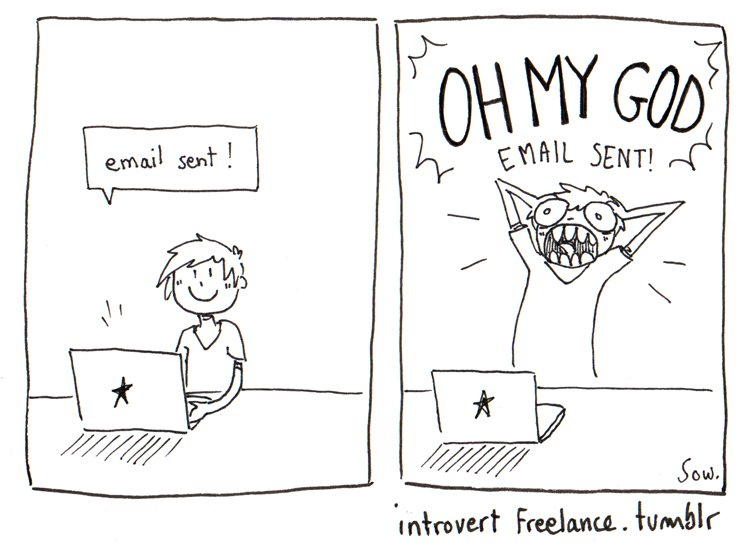 Introverted Freelancer