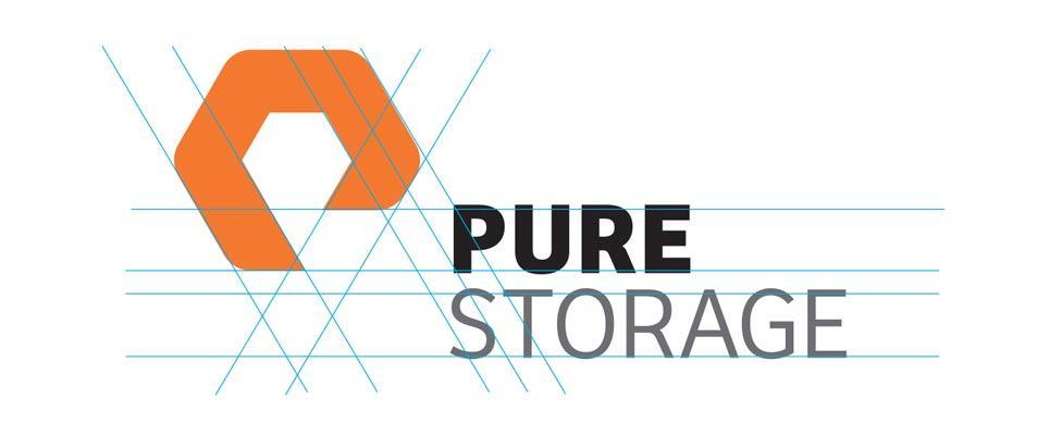 Pure-Storage-Brand-Identity-Logo-Design