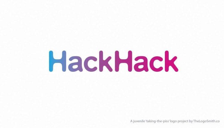 TalkTalk HackHack Logo Design Project