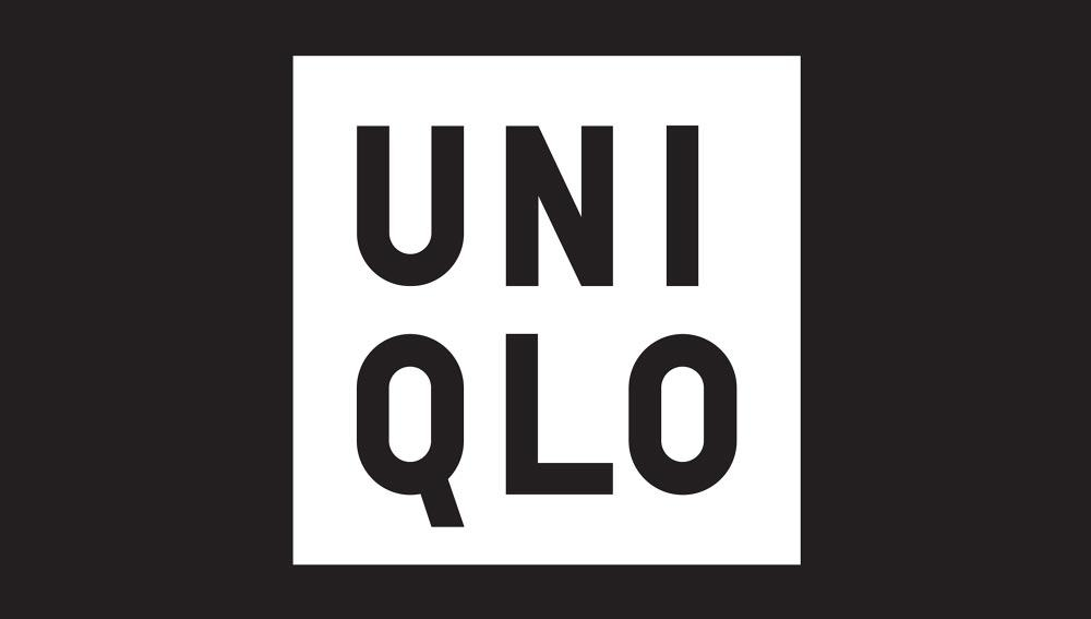 UniQlo Simple logo design