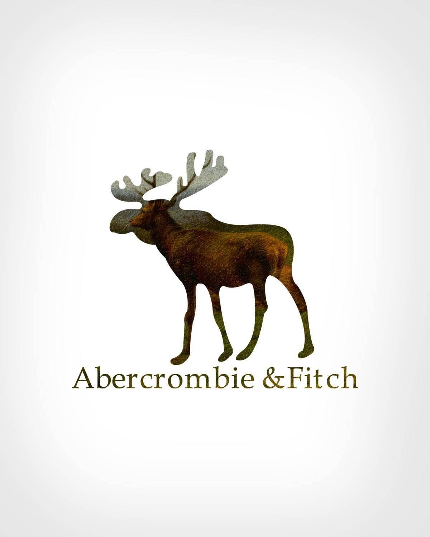 Abercrombie & Fitch Logo + Le monarque de la meute by Rosa Bonheur