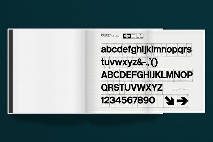 British Rail Corporate Identity Manual on Kickstarter