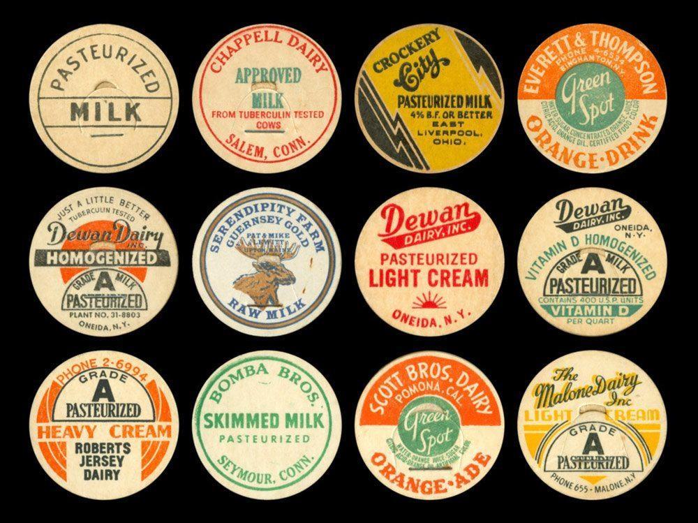 Vernacular Circles An Archive of Vintage Mile Cap Designs