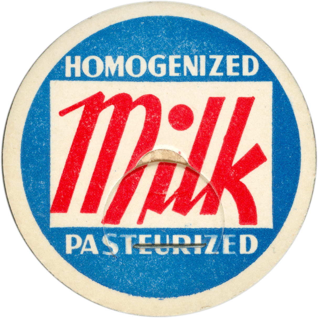 Homogenized Milk Pasteurized