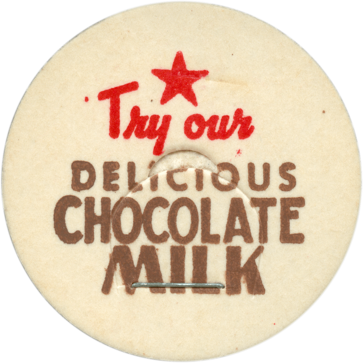 Try Our Delicious Chocolate Milk