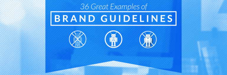 36 Great Brand Guideline Examples