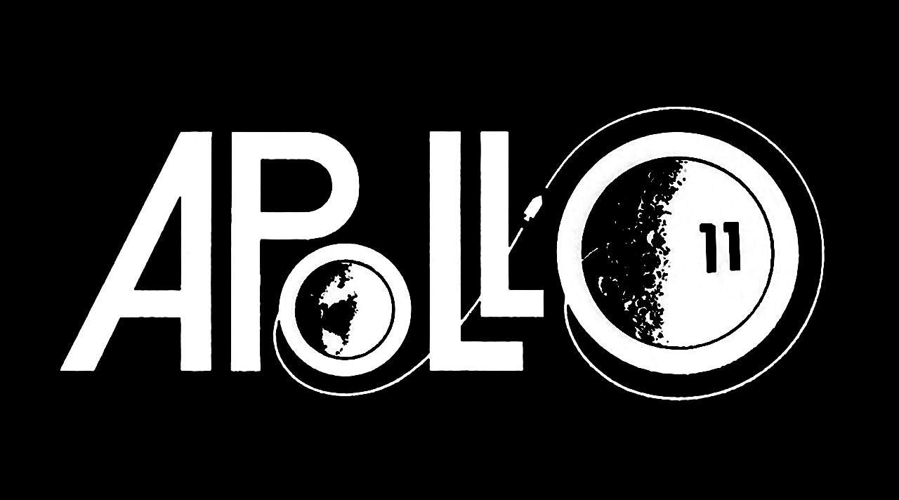 Image Gallery nasa apollo 11 logo
