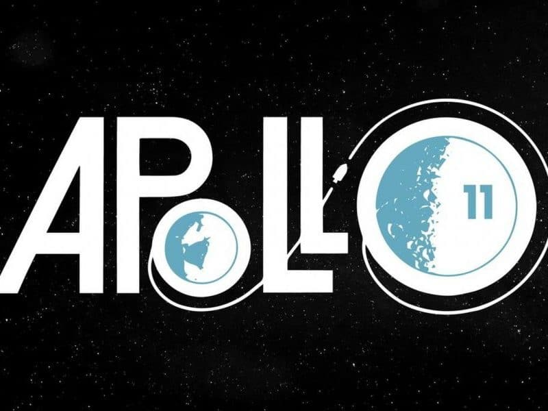 Apollo 11 Logo Design