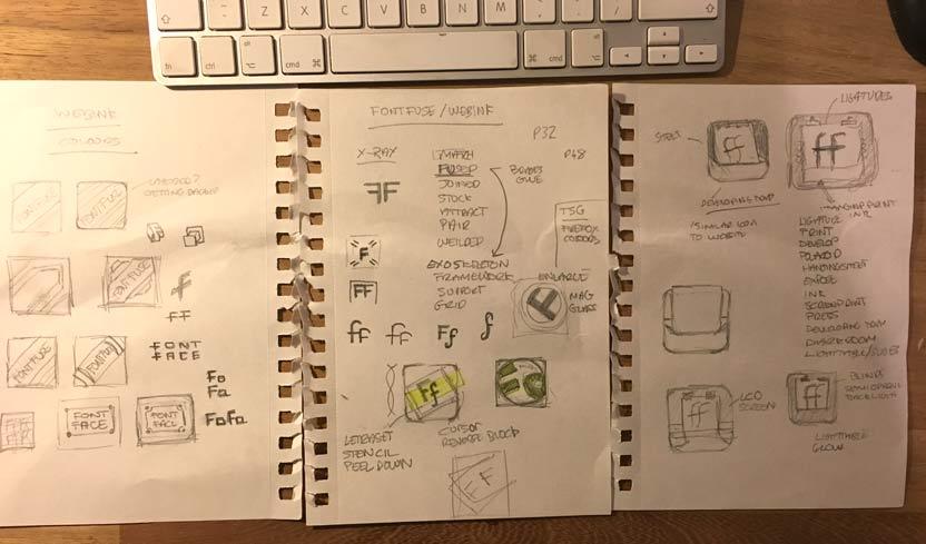 Logo-Design-Sketches