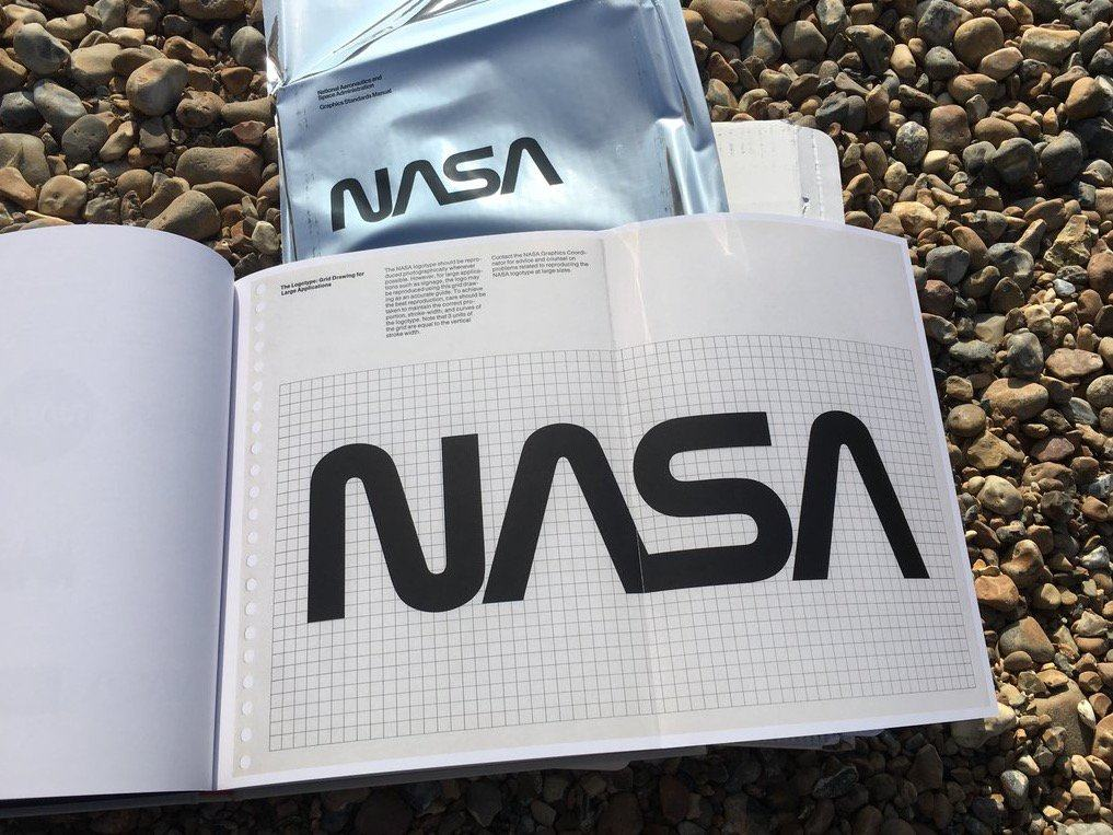 NASA Graphics Standards Manual reprint 3
