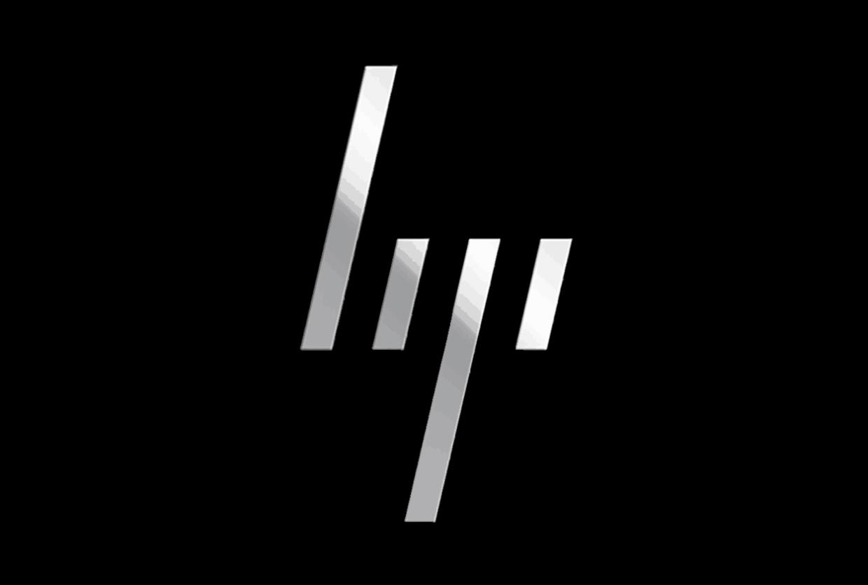 MovingBrands HP Progress Mark Logo Design