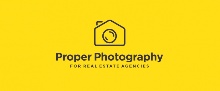 Real Estate Agents Photography-Photographers Logo Design