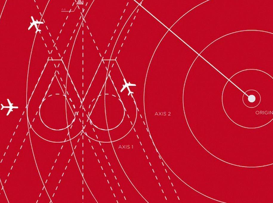 Virgin America Logo Design Rebrand