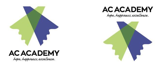AC Academy Logo Design