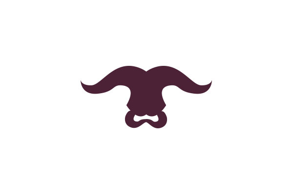 Bison-Logo-Design-For-Sale-Designed-by-The-Logo-Smith