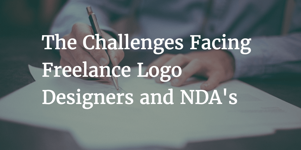 Challenges Facing Freelance Logo Designers and NDA's