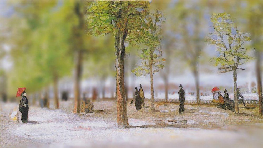 TiltShiftVan Gogh 01