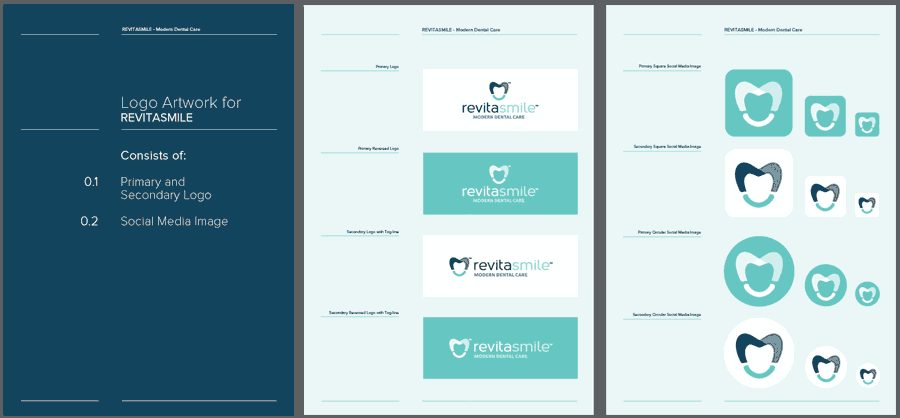 Client Logo Artwork Sheet for Download