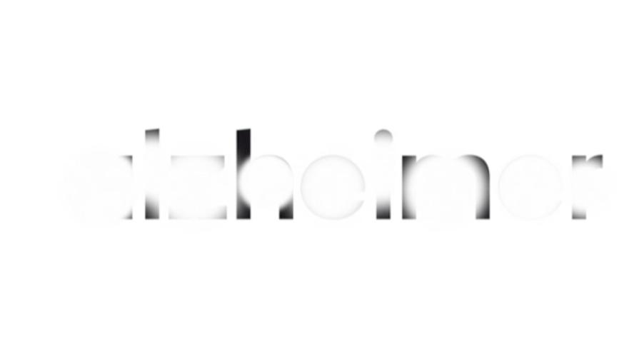 Alzheimer Nederland Identity - Animated Typographic Logo & Identity Animated Typographic Logo & Identity