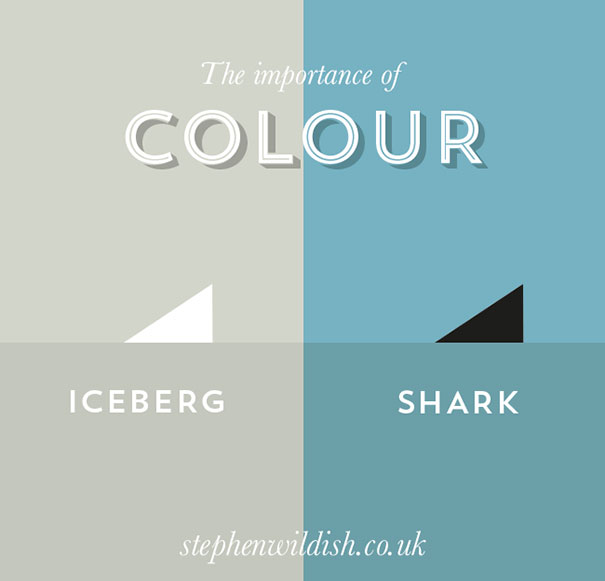 the importance of colour by stephen wildfish