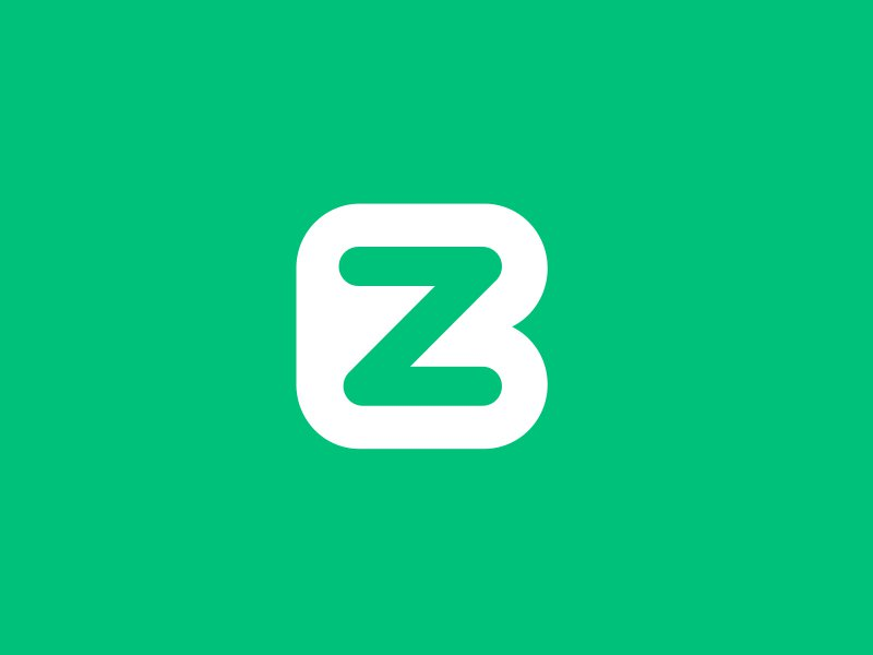 Baze iOS Application Icon Logo Design