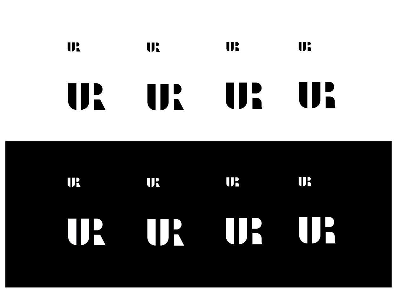 UR-negative-space-type-logo