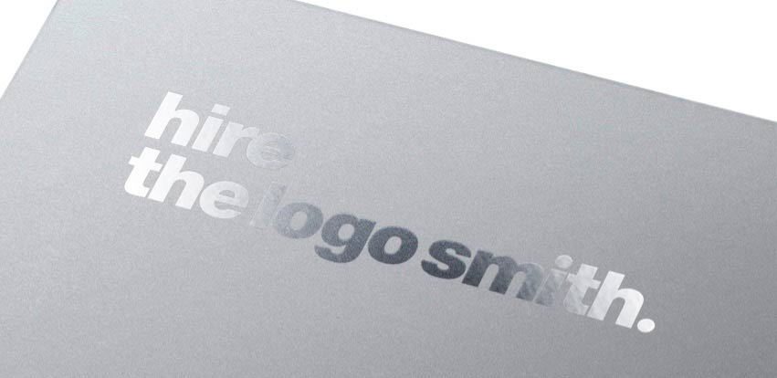 Hire The Logo Smith - Freelance Logo Designer