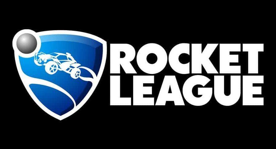 Animated Rocket League Ball Logo