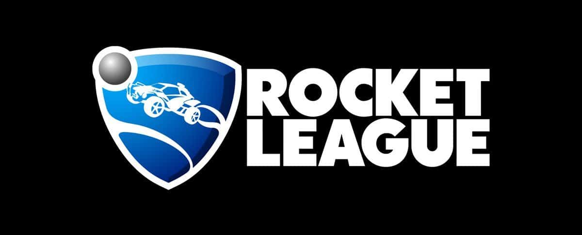 Animated Rocket League Ball Logo