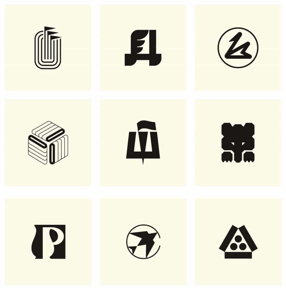 Soviet Logos - Never Published Logos & Trademarks Designed in the USSR