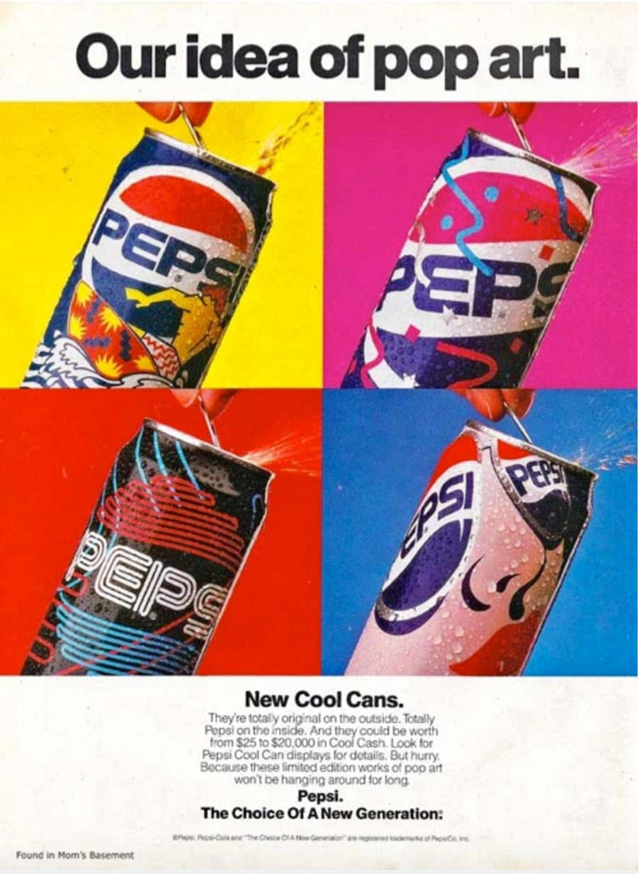 pepsi-our-idea-of-pop-art-advertisement-featured