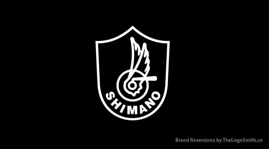 Campagnolo-1-Shimano-Brand-logo-reversion-by-the-logo-smith