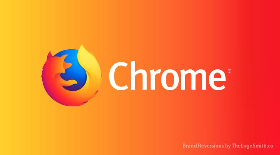 Firefox-Chrome-Brand-logo-reversion-by-the-logo-smith
