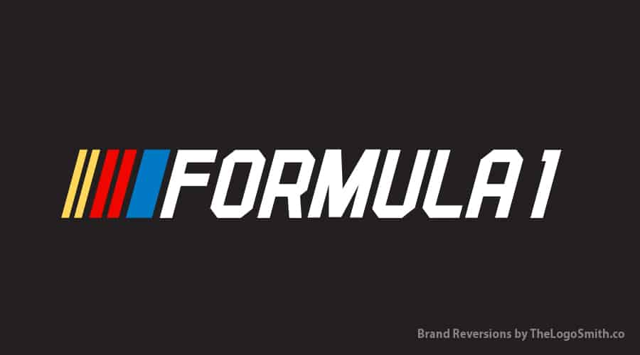 Formula-1-Nascar-Brand-logo-reversion-by-the-logo-smith