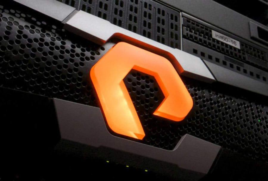 Pure-Storage-Brand-Logo-Design-Flash-Array