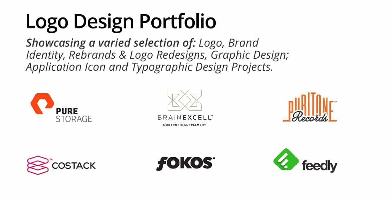 Logo design portfolio the logo smith logo brand for Design lago