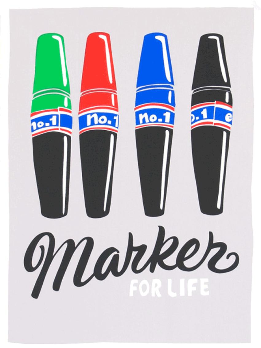 marker art by Serge Lowrider