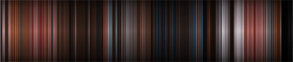 the grand budapest hotel movie spectrum by Dillon Baker