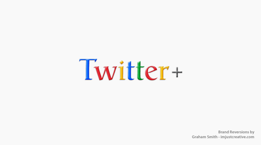 twitter-google plus-reversion
