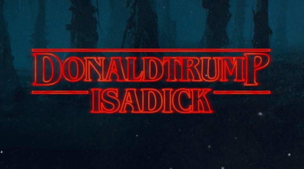 Stranger Things Logo Generator