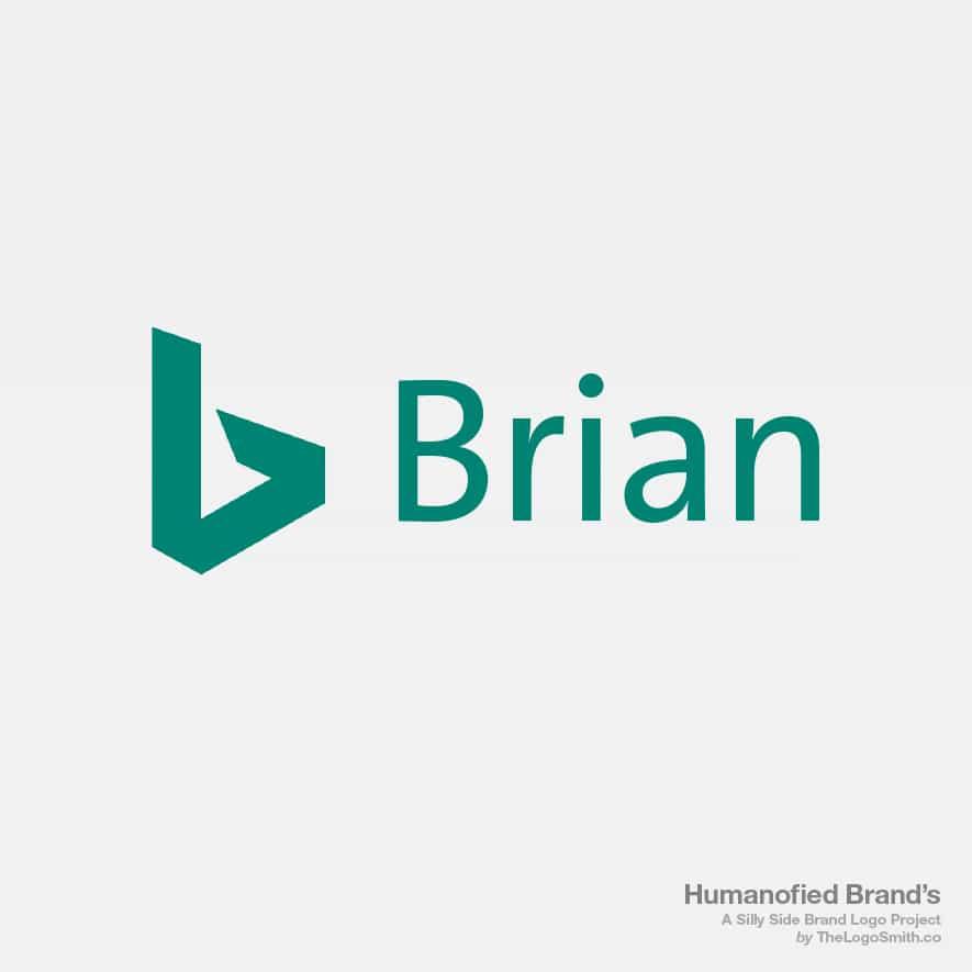 Humanofied-Brands-Brian-vs-Bing-Logo-Design
